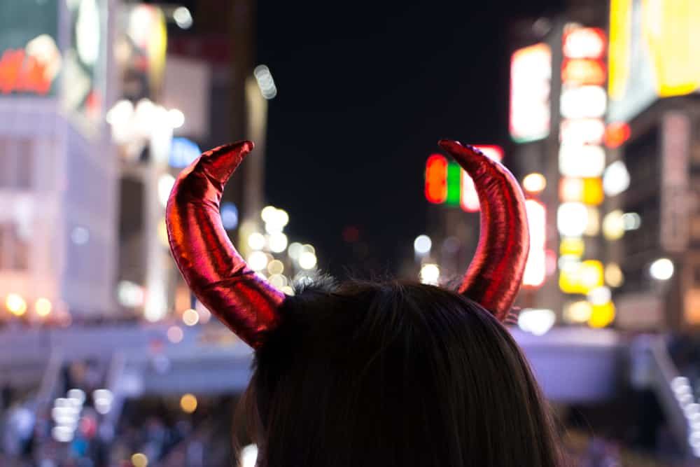 It's always a party on weekend nights in Osaka - especially on Halloween. Why You Gotta Visit Osaka Japan 2foodtrippers