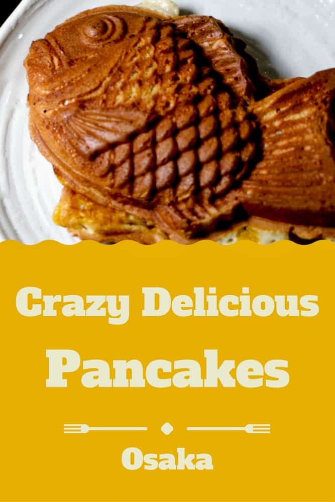 Watch our video to see what the delicious crazy pancakes at Kogasin on Osaka's Tenjinbashi Shopping Street are all about.