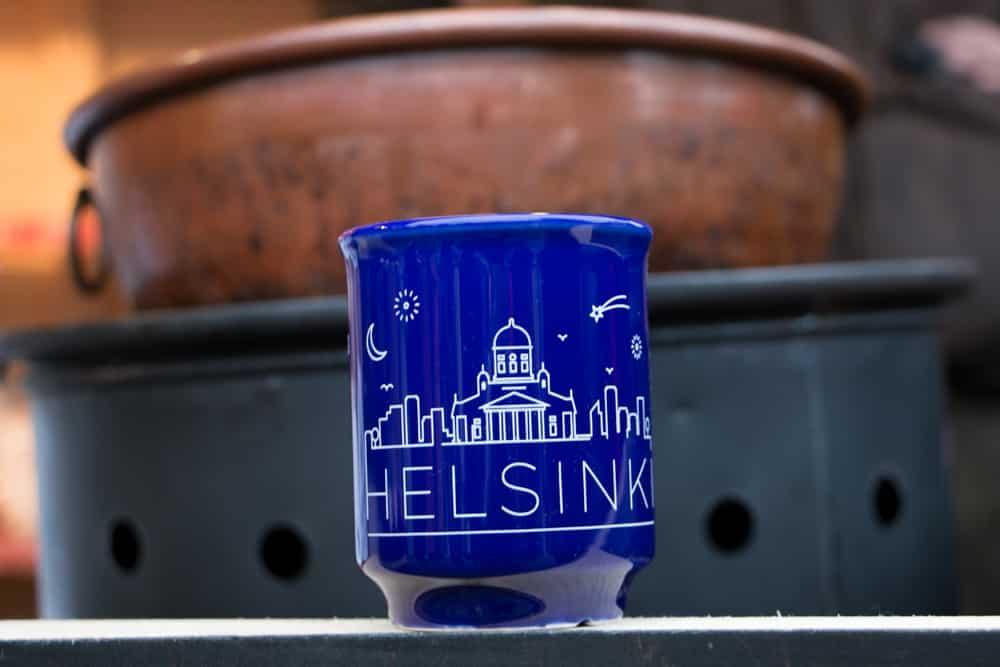 Glogi Mug - Helsinki Christmas