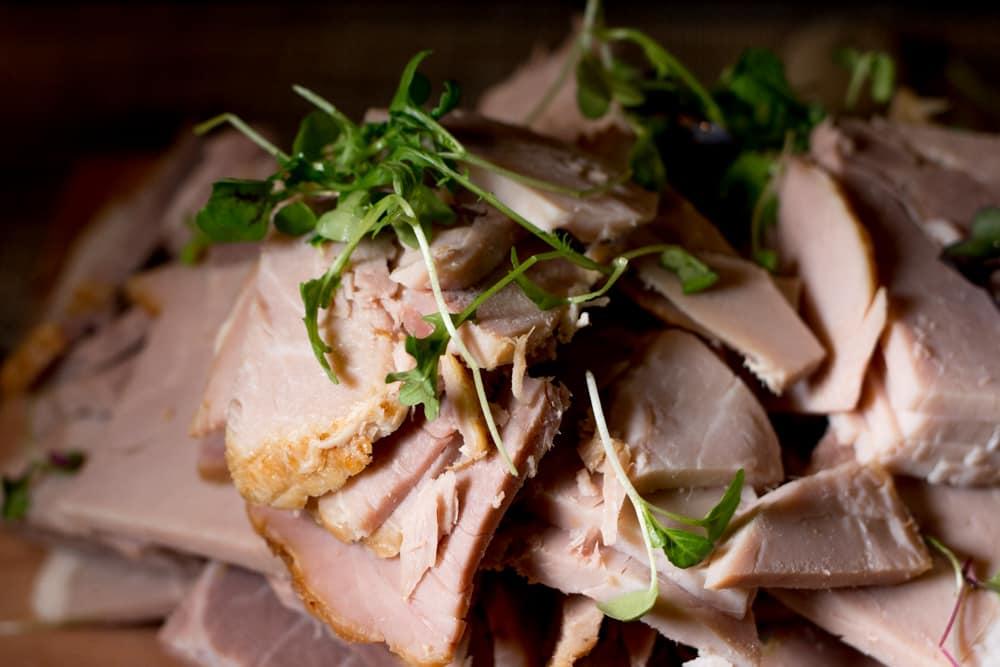 Baked Ham - Helsinki Christmas