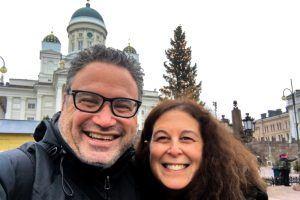 Helsinki Christmas Market in Senate Square