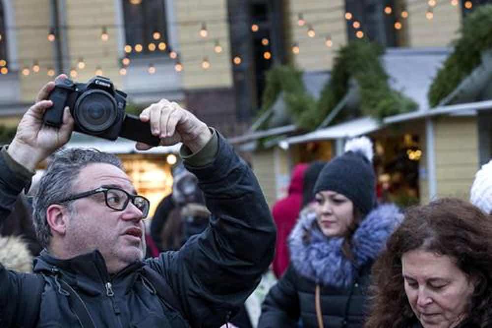 Photo Courtesy of Helsingin Sanomat - Helsinki Christmas