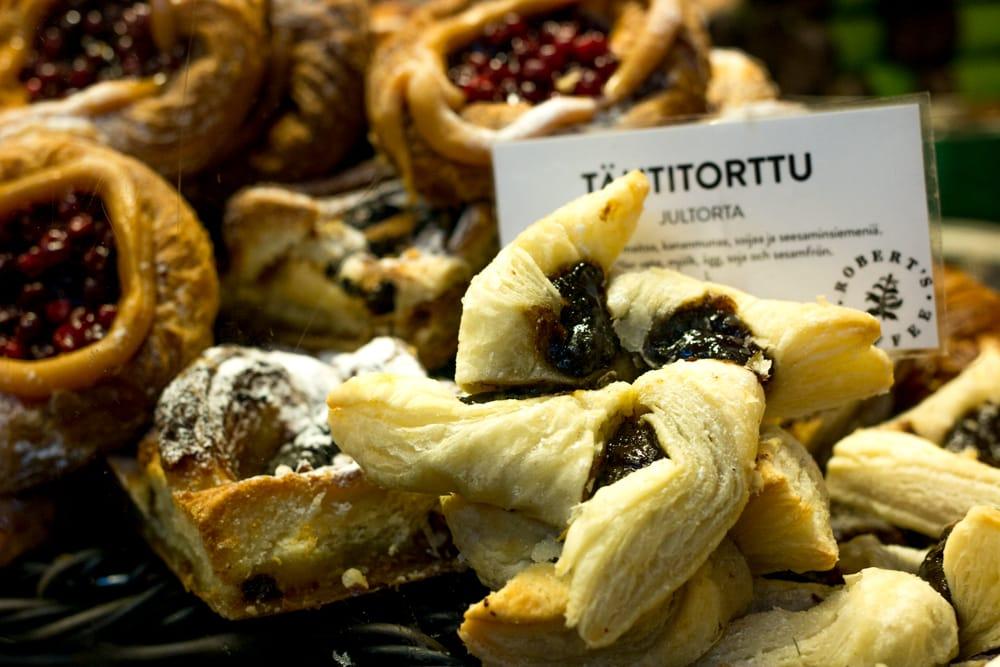 Helsinki Pastries for a Helsinki Christmas