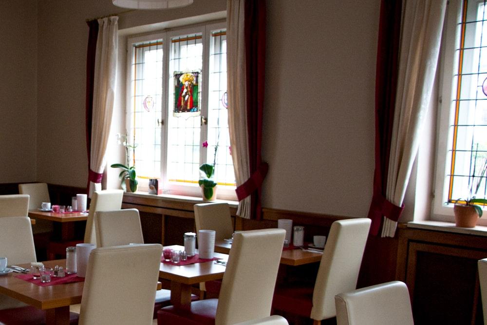 Hotel Laimer Hof Munich Dining Room