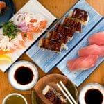 Tasty Sushi in Osaka