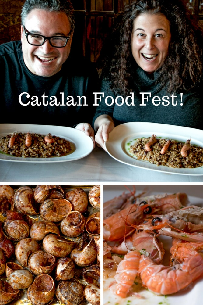 Catalonia is a region where food takes center court. Check out our video to see the awesome Catalan food we ate during our traditional meal in Costa Brava.