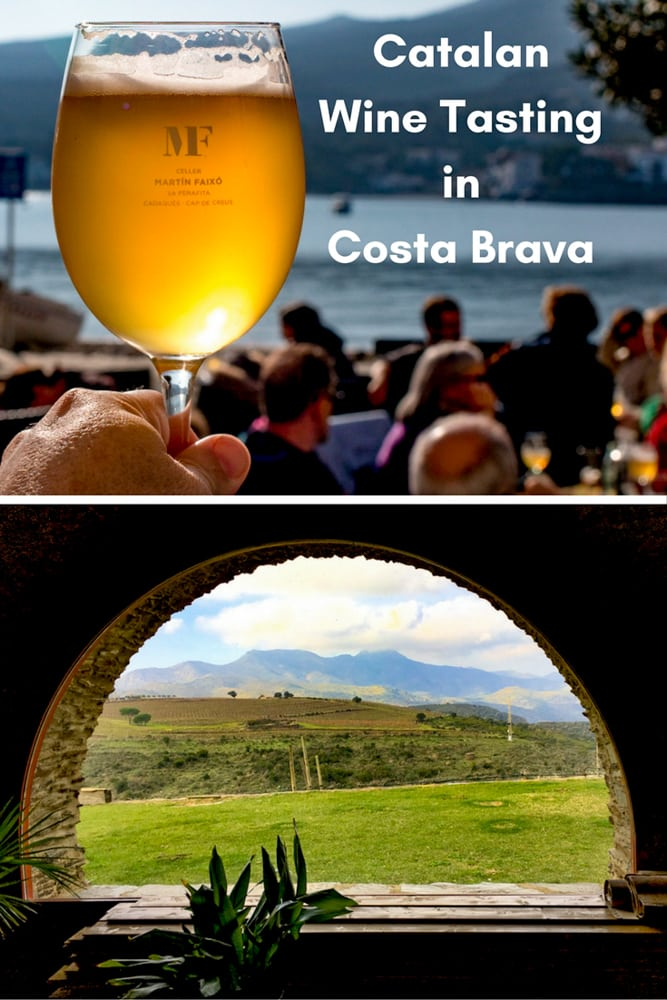 We fell in love with Catalan wine in Costa Brava. Watch our VIDEO to see what it's like to taste wine at the Perafita winery in Cadaqués. Then, read about our lunch by the sea in downtown Cadaqués and our visit to Casa Dali.