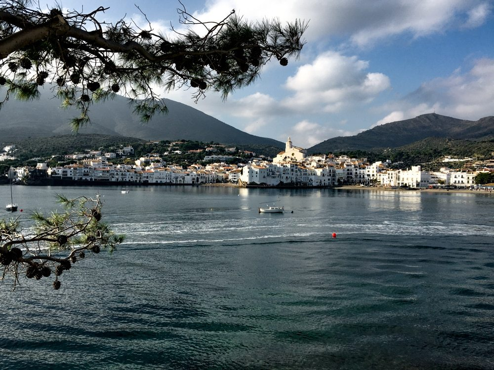 Catalan Wine Tasting in Costa Brava 2foodtrippers. We were sad to leave this stunning view in Cadaqués.