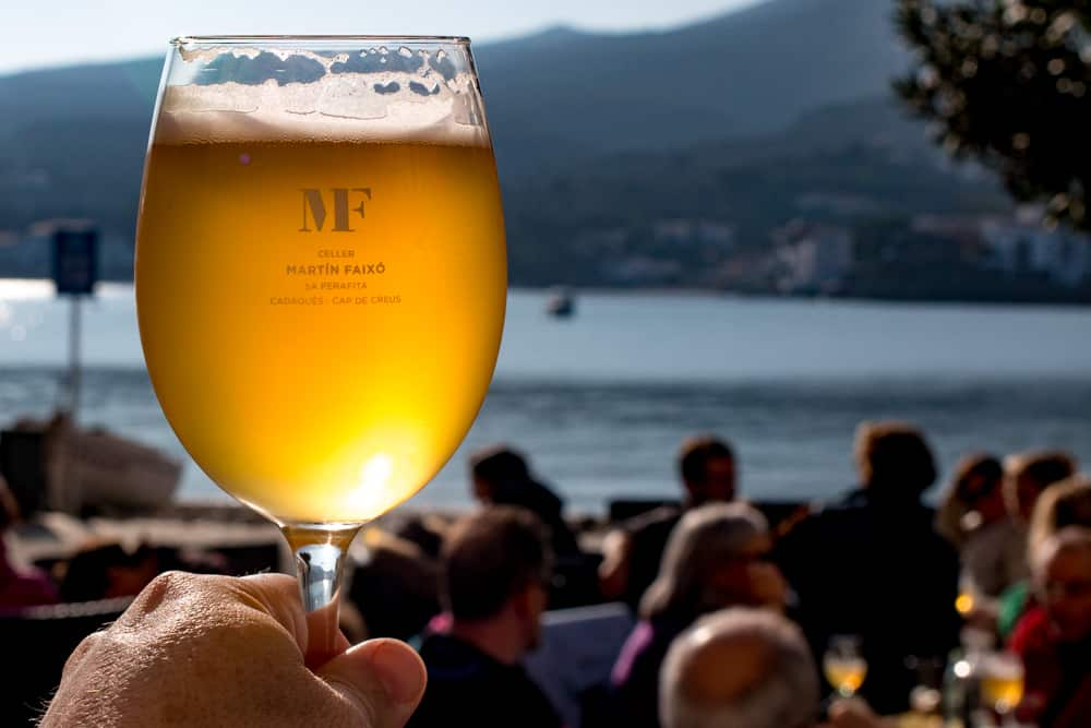 Enoteca MF Beer in Costa Brava