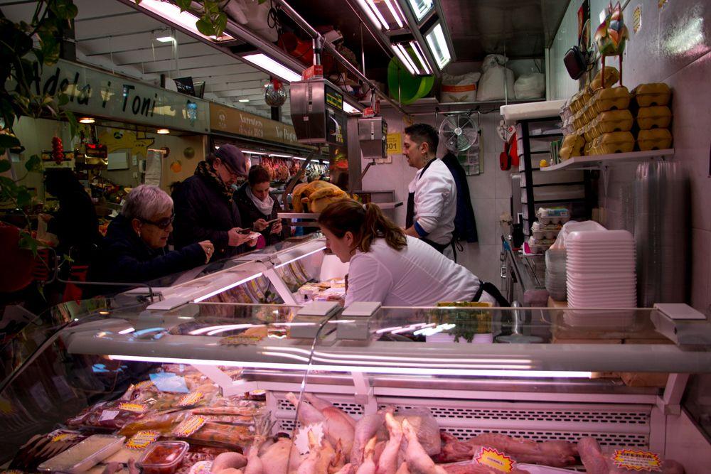 Mercat del Lleó - Where to Eat in Girona Spain - A Girona Food Guide