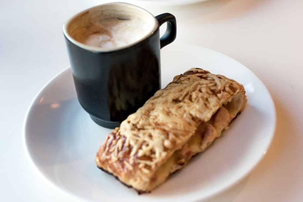 Coffee Break at Tornés Patisseria in Girona Spain