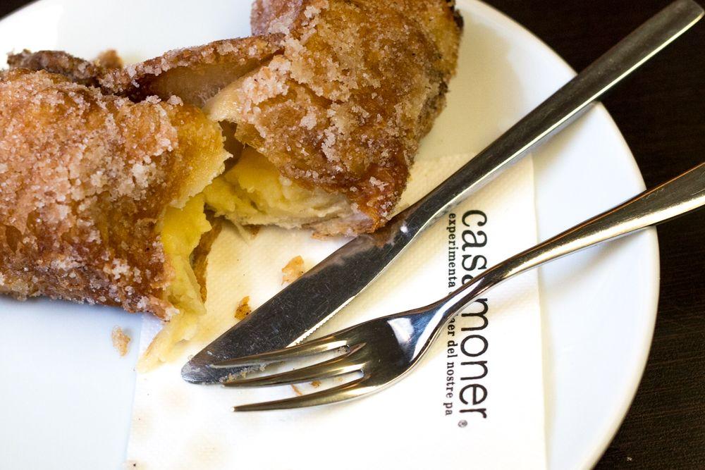 Xuixoat at casamoner - Where to Eat in Girona Spain - A Girona Food Guide