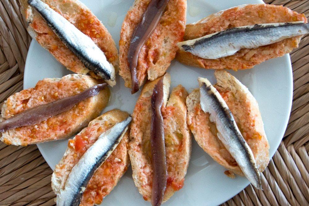 l'Espai del Peix Anchovies