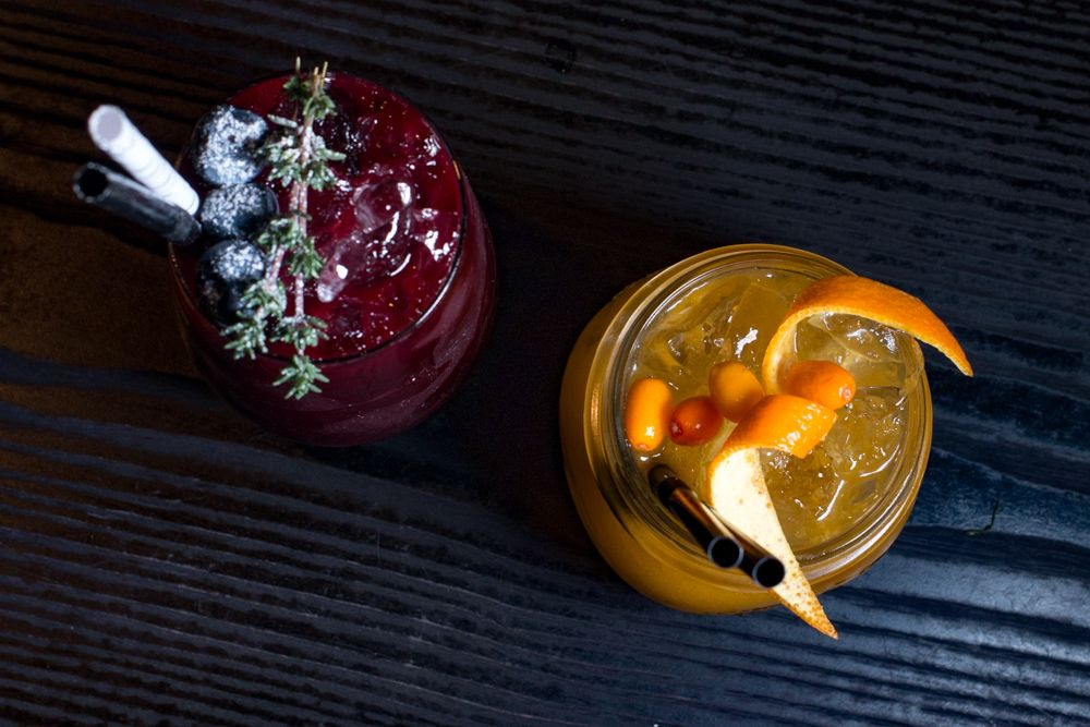 A21 Cocktails in Helsinki Finland