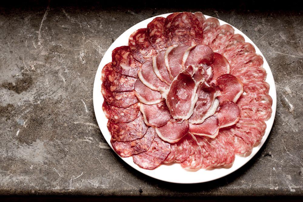 Spanish Jamon - How to Enjoy Barcelona Cuisine n a Weekend