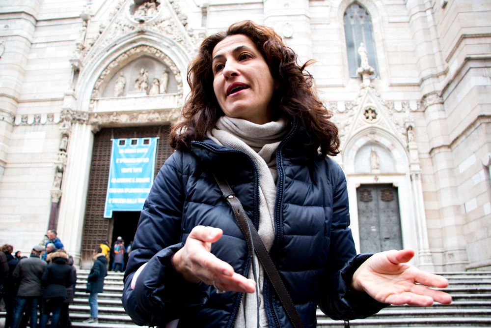 Context Travel Naples Tour Guide Fiorella Squillante - Awesome Naples Walking Tour with Coffee and Pizza
