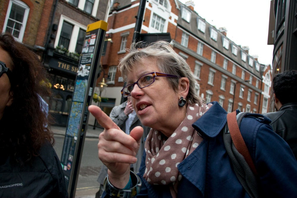 Tour Guide Philippa Owen - London Food Tour