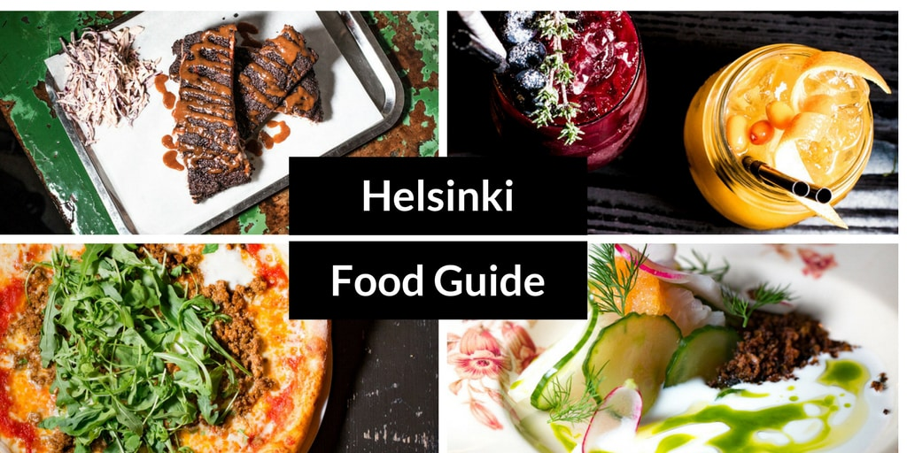 The best helsinki restaurants cafes and markets for Cuisine good food guide 2017