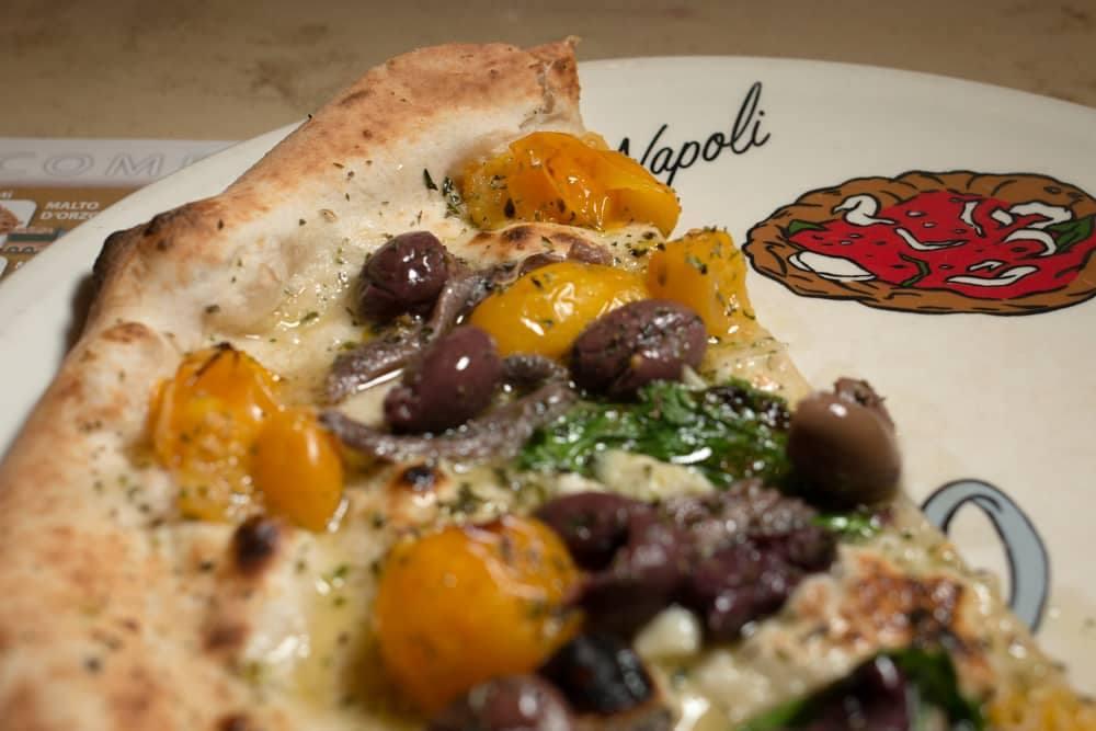 La Notizia Pizza in Naples Italy