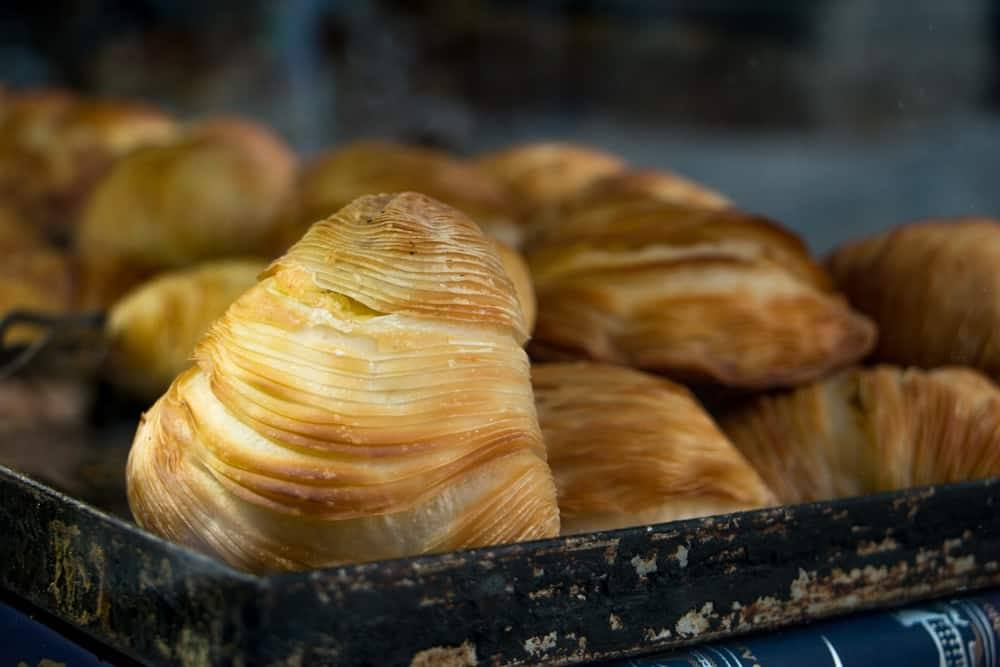 Sfogliatellas - The Art of Drinking Coffee in Naples Cafes