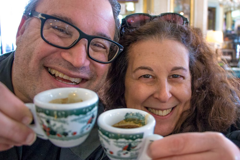 The Art of Drinking Coffee in Naples Cafes