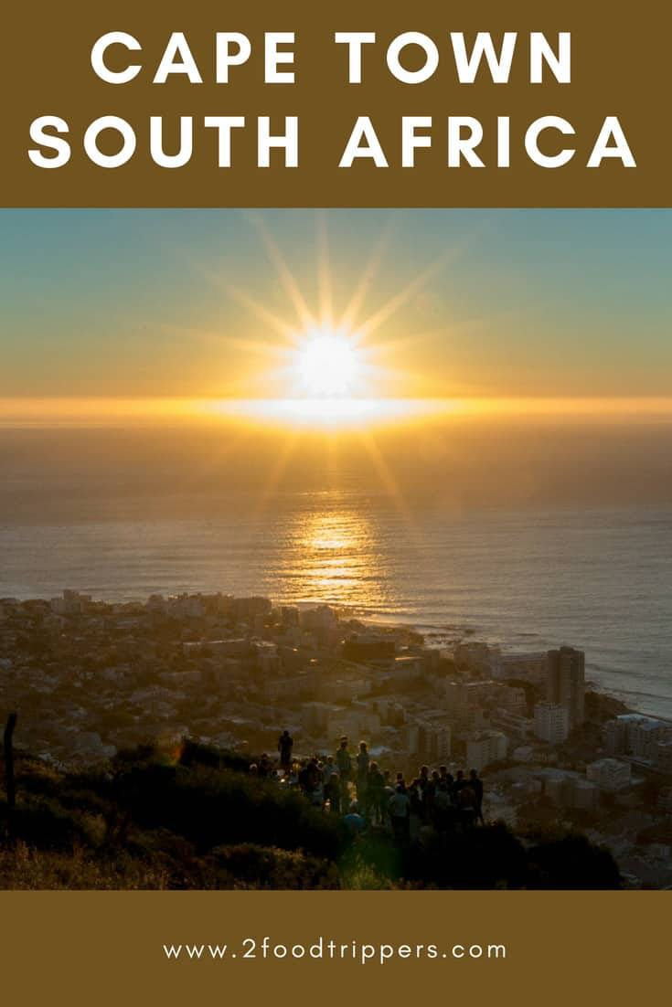 Cape Town | South Africa | Things To Do in Cape Town | Table Mountain | Kirstenbosch Gardens | Groot Constantia | Signal Hill | Hout Bay | District 6 Museum | Robben Island | Bo Kaap | Charly's Bakery | Simon's Town | Kalk Bay | Company's Garden | #CapeTown #SouthAfrica #SouthAfricaTravel #TravelTips