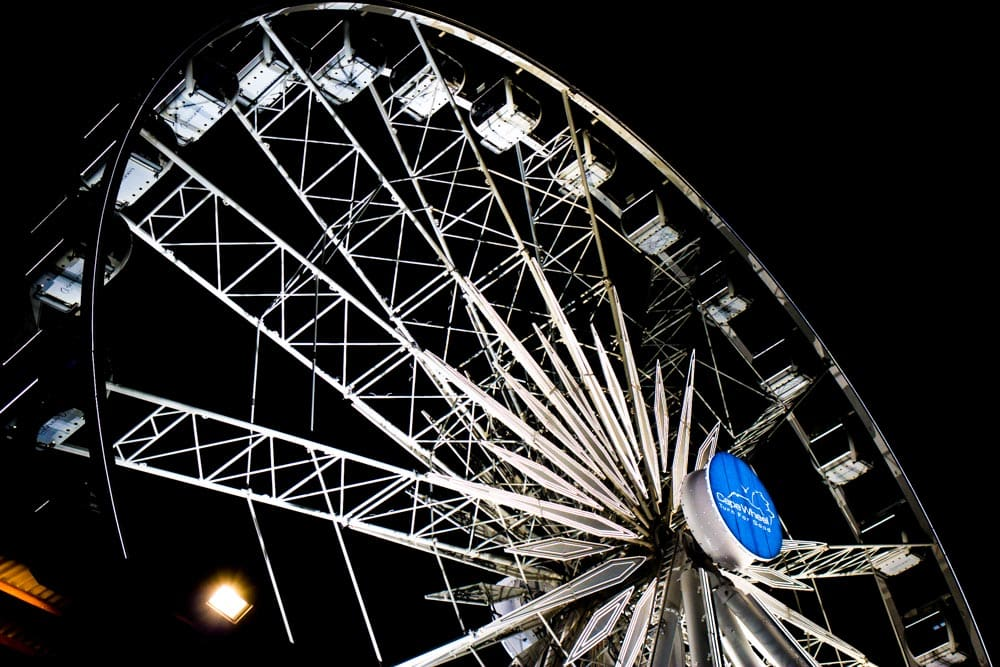 Cape Wheel in Cape Town South Africa