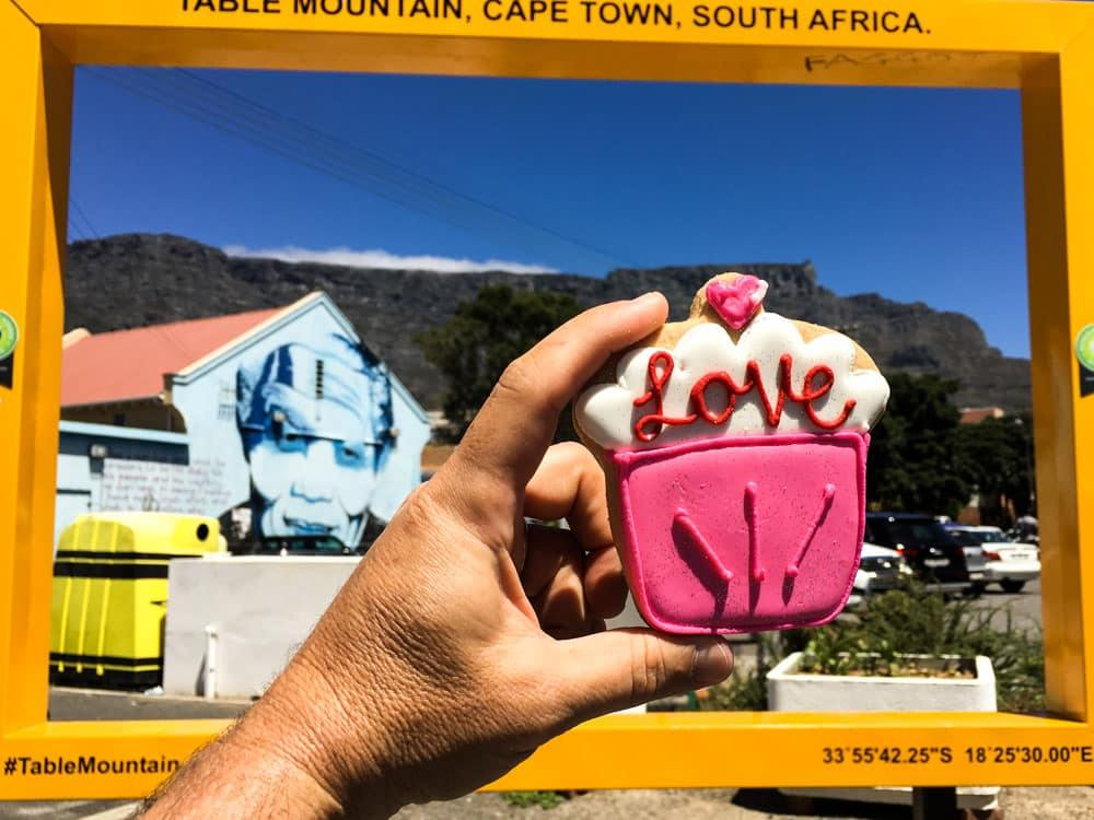 Where to Eat in Cape Town South Africa - A Cape Town Food Guide - Charyl's Bakery Cookie