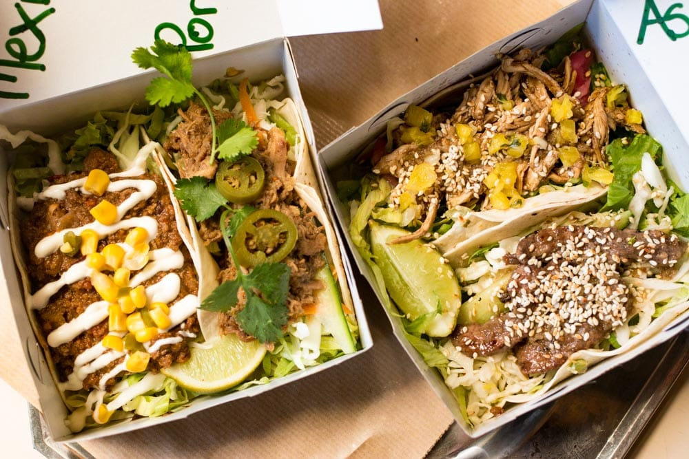 Where to Eat in Cape Town South Africa - A Cape Town Food Guide - The Bitch's Tits at YARD Tacos
