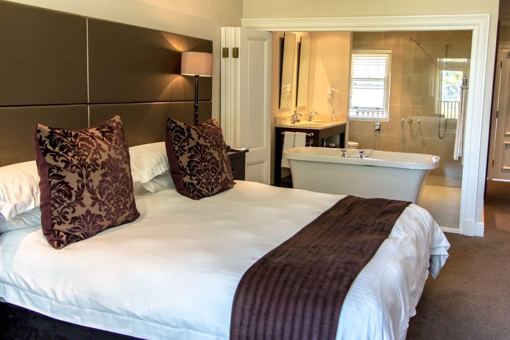Guest Room at Devon Valley Hotel in Stellenbosch South Africa