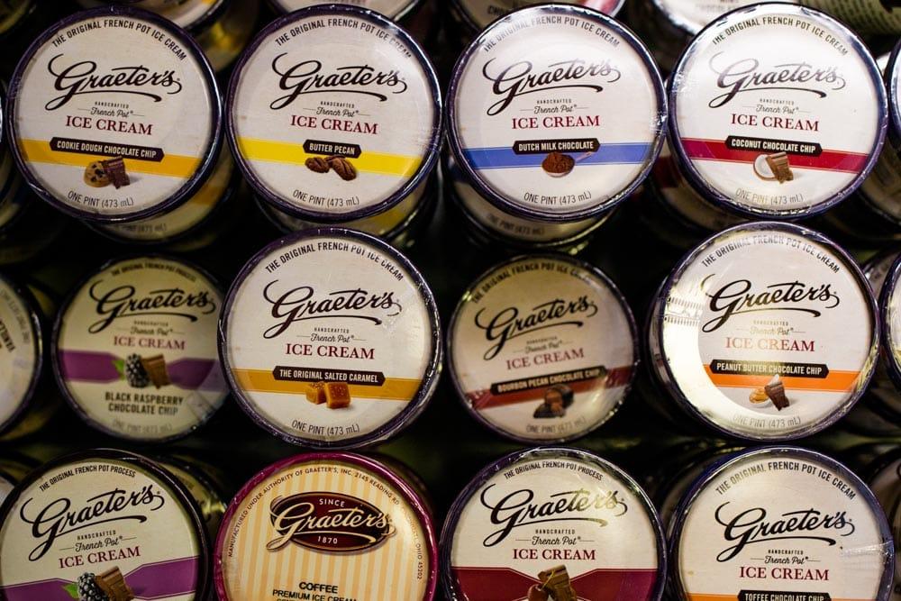 Graeter's Ice Cream - Cincinnati Food Favorites