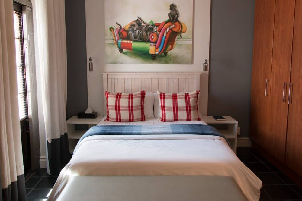 Guest Room at Life & Leisure in Stellenbosch South Africa
