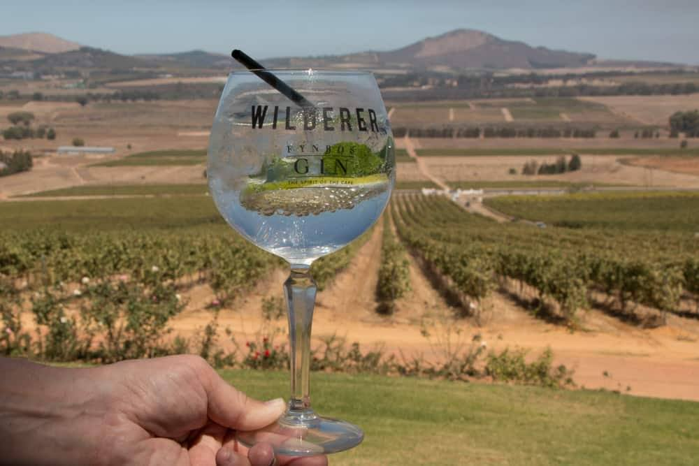 Wilderer Distillery at Spice Route in Paarl South Africa