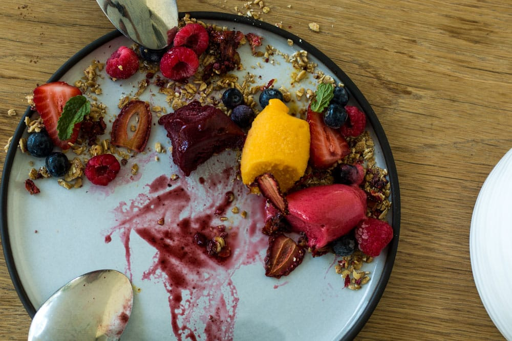 The Kitchen at Maison Dessert 2 - Stellenbosch Restaurants and Beyond - A Cape Winelands Food Guide