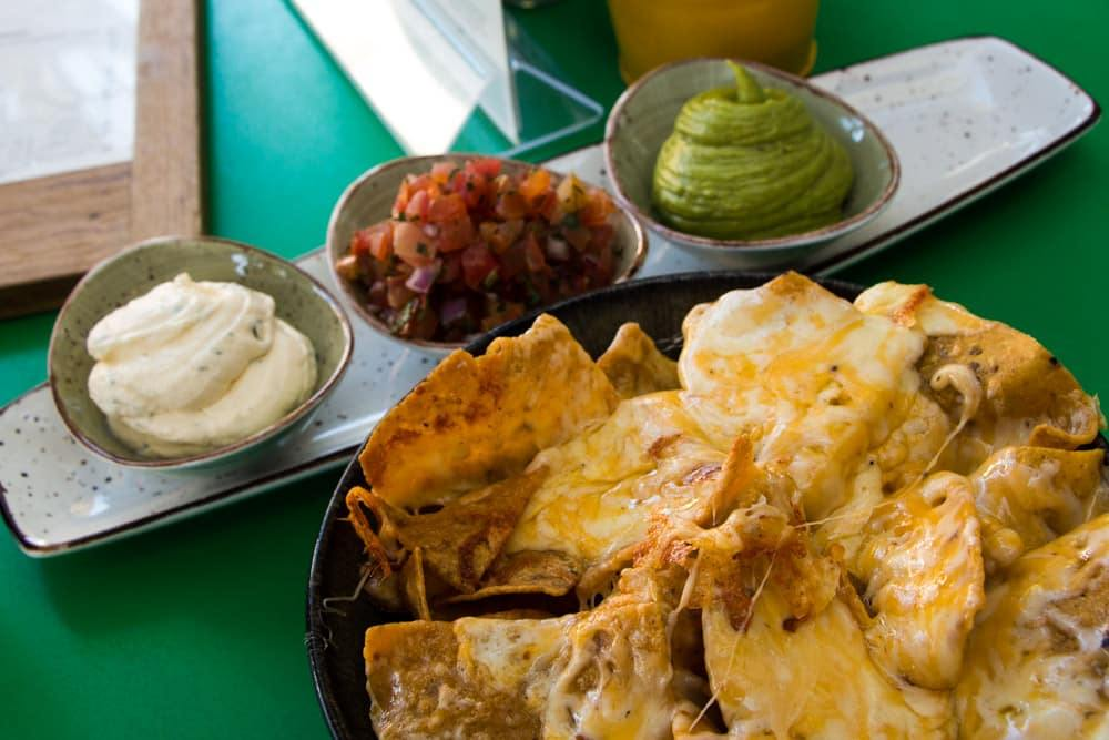 Tuk Tuk Microbrewery Nachos - Stellenbosch Restaurants and Beyond - A Cape Winelands Food Guide