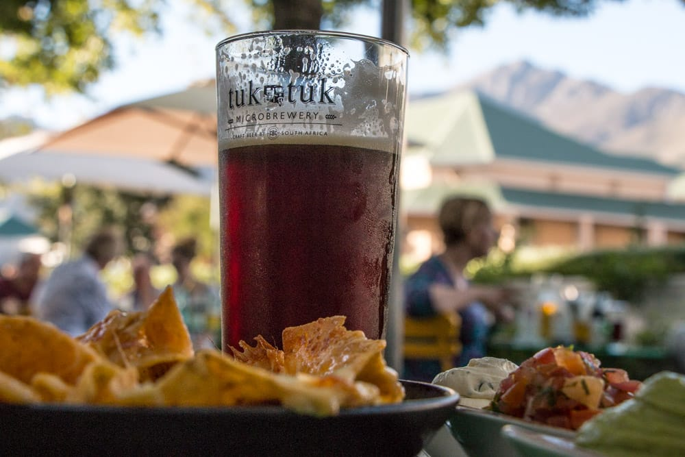 Tuk Tuk Microbrewery - Stellenbosch Restaurants and Beyond - A Cape Winelands Food Guide
