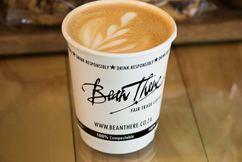 Bean There Coffee in Johannesburg South Africa