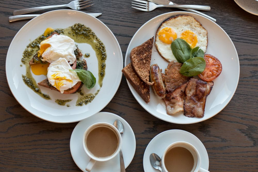 Breakfast for Two at Franschhoek Boutique Hotel