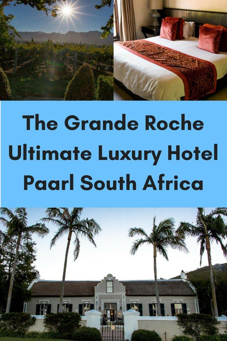 Grande Roche Hotel  | Paarl | South Africa | Cape Winelands | Luxury Hotel | Boutique Hotel | Hotel Review | #Paarl #SouthAfrica #SouthAfricaTravel