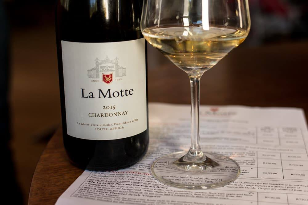 Wine Tasting at La Motte in Franschhoek South Africa