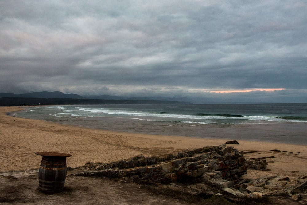 Lookout Beach in Plettenberg Bay South Africa