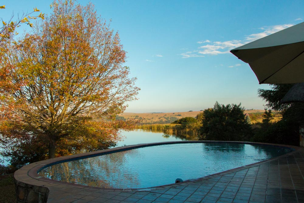 Pool at Walkersons Hotel & Spa in South Africa