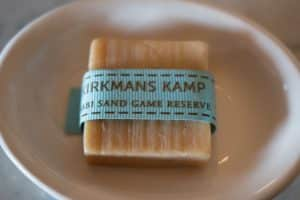 Luxury Soap - Ultimate African Luxury Safari at Kirkman's Kamp