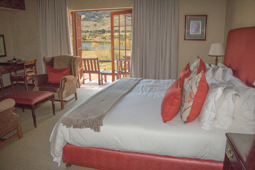 Suite at Walkersons Hotel & Spa in South Africa