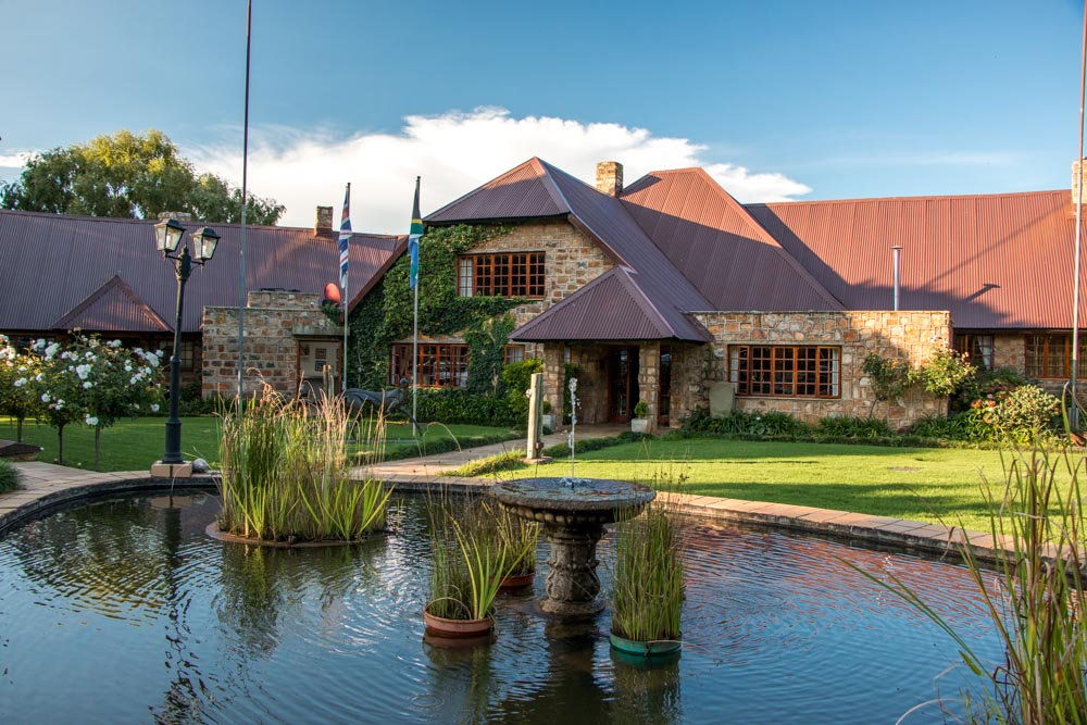 Walkersons Hotel & Spa in South Africa