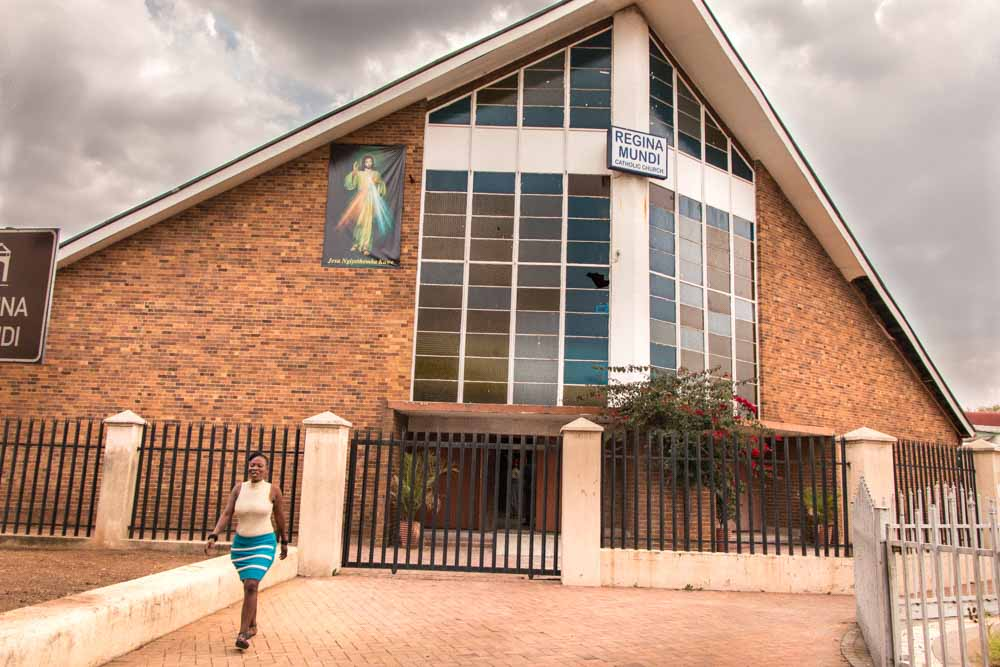 Regina Mundi Church - Soweto Tour