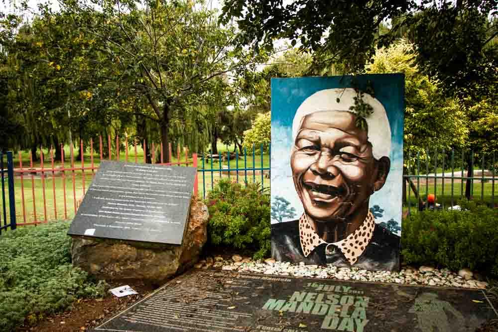 Thokoza Park - Soweto Tour