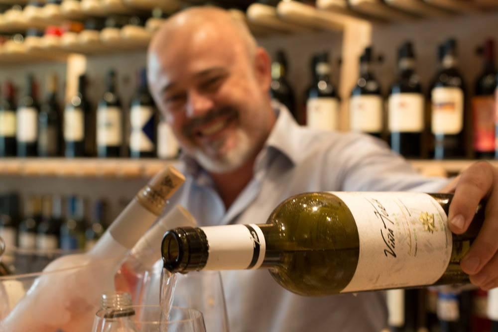 VINO Wines + More in Bucharest Romania