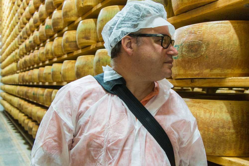 Eat Like a Local - Cheese Factory