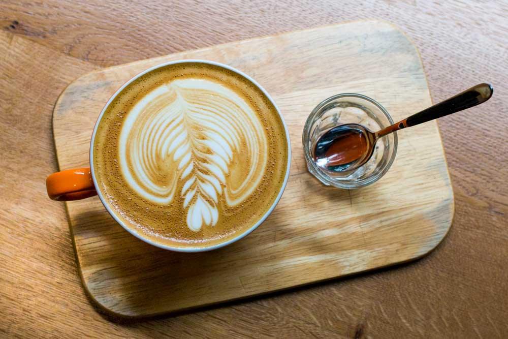 Origo Coffee - Bucharest Cafe Guide